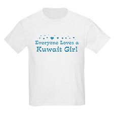 Loves Kuwait Girl T-Shirt