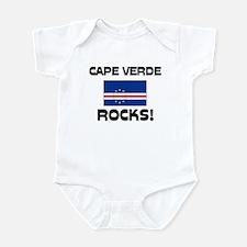 Cape Verde Rocks! Infant Bodysuit