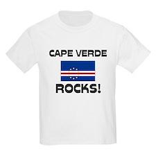 Cape Verde Rocks! T-Shirt