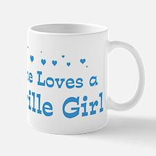 Loves Knoxville Girl Mug