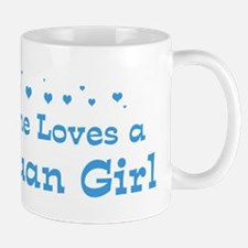 Loves San Juan Girl Mug