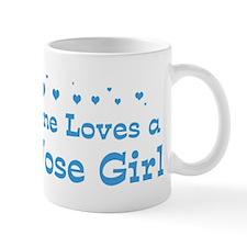 Loves San Jose Girl Mug