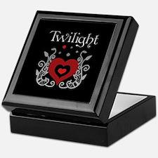 Heart Twilight Keepsake Box
