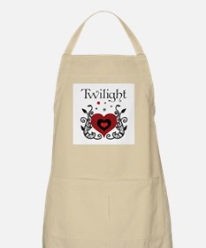Heart Twilight BBQ Apron