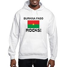 Burkina Faso Rocks! Hoodie