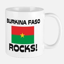 Burkina Faso Rocks! Mug