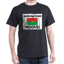 Burkina Faso Rocks! T-Shirt
