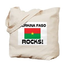 Burkina Faso Rocks! Tote Bag