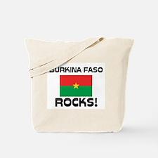 Burkina Faso Rocks! Tote Bag