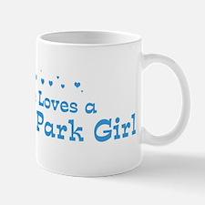 Loves Monterey Park Girl Mug