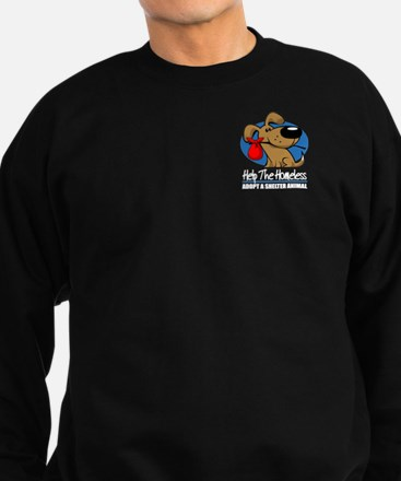 Homeless Pets Sweatshirt (dark)