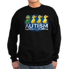 Autism Ugly Duckling Sweatshirt