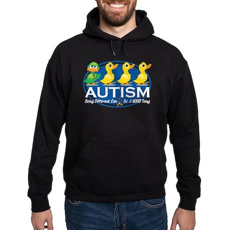 Autism Ugly Duckling Hoodie (dark)