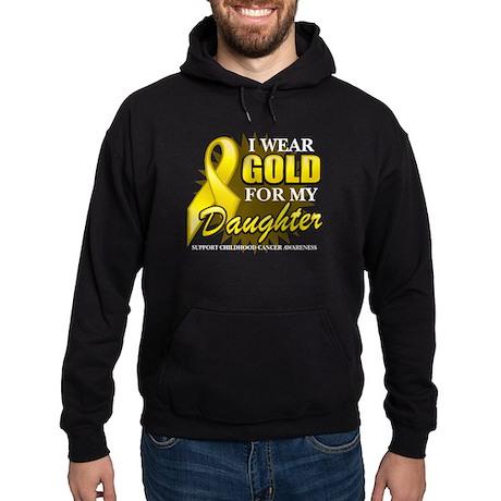 Gold For My Daughter 2 Hoodie (dark)