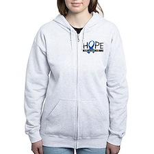 HOPE: Child Abuse Zip Hoodie