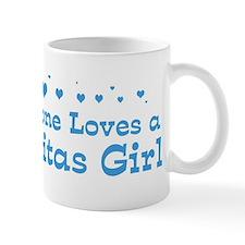Loves Milpitas Girl Mug