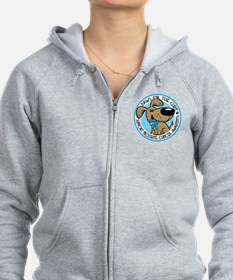 Paws for the Cure: Prostate C Zip Hoodie