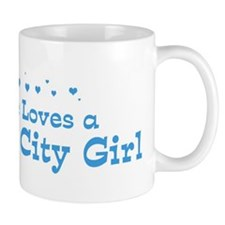 Loves Redwood City Girl Mug