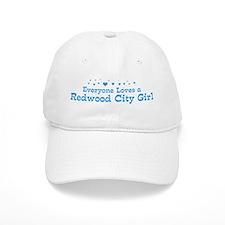 Loves Redwood City Girl Baseball Cap