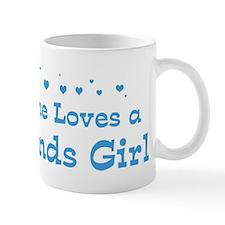 Loves Redlands Girl Mug