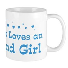 Loves Oakland Girl Mug