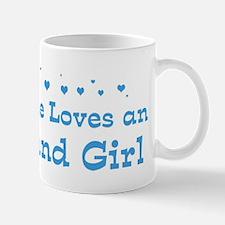 Loves Oakland Girl Mug