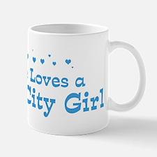 Loves Mexico City Girl Mug