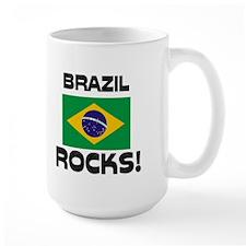 Brazil Rocks! Mug