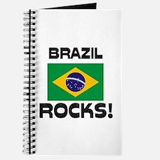 Brazil Rocks! Journal