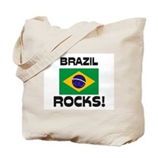 Brazil Rocks! Tote Bag