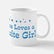 Loves Mesquite Girl Mug