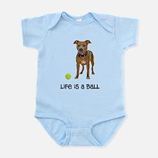 Pit Bull Life Infant Bodysuit