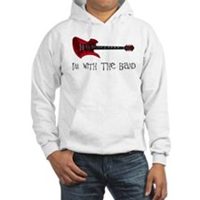 I'm With The Band Jumper Hoody