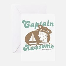 Captain Awesome - Greeting Cards (Pk of 20)