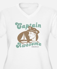 Captain Awesome - T-Shirt
