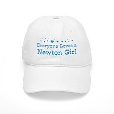 Loves Newton Girl Baseball Cap