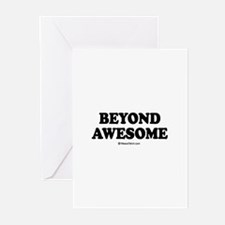 Beyond Awesome - Greeting Cards (Pk of 20)