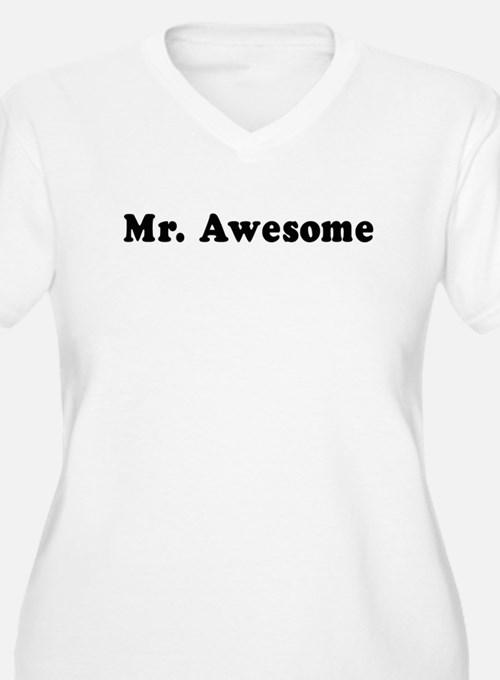 Mr. Awesome - T-Shirt