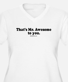 Cute Mr. awesome T-Shirt