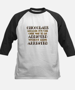 Chocolate Arrested Tee