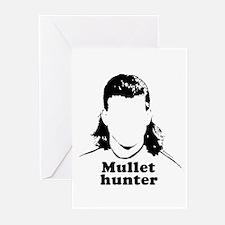 Mullet Hunter ~ Greeting Cards (Pk of 20)