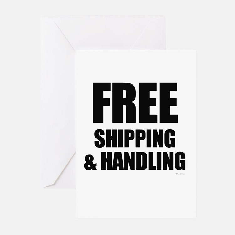 Free shipping & handling ~ Greeting Cards (Pk of 2