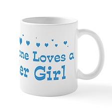 Loves Tyler Girl Mug