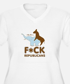 Fuck Republicans ~ T-Shirt