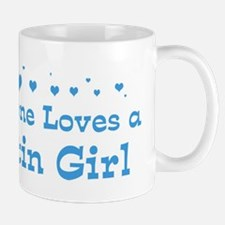 Loves Tustin Girl Mug