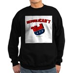 Republican't - Sweatshirt (dark)