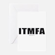 ITMFA Greeting Cards (Pk of 20)