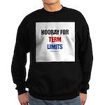 Hooray for Term Limits - Sweatshirt (dark)