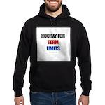 Hooray for Term Limits - Hoodie (dark)
