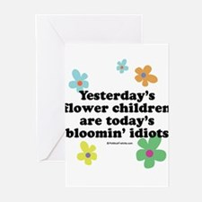 Bloomin' Idiots Greeting Cards (Pk of 20)